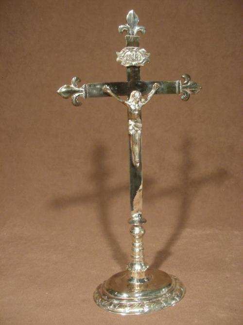 N°291. Antique Crucifix 17 thC