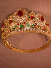 Tiara, Crown  .